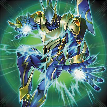 Elemental Hero Sparkman Card Profile Official Yu Gi Oh Site
