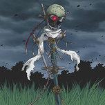 Scrap-Iron Scarecrow