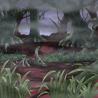 Venom-swamp