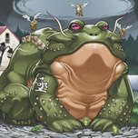 D.3.S. Frog