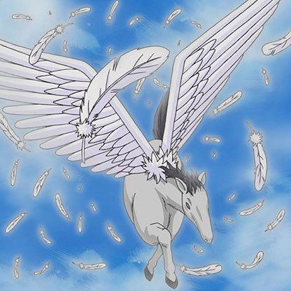 Pegasus-wing