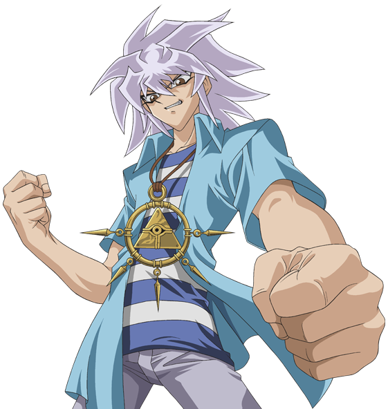 Yami Bakura Character Profile : Official Yu-Gi-Oh! Site