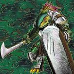 Lizard Soldier