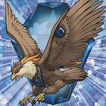 Crystal Beast Cobalt Eagle