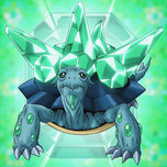Crystal Beast Emerald Turtle