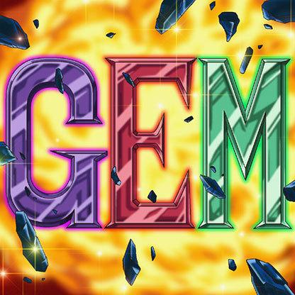 Gem-burst