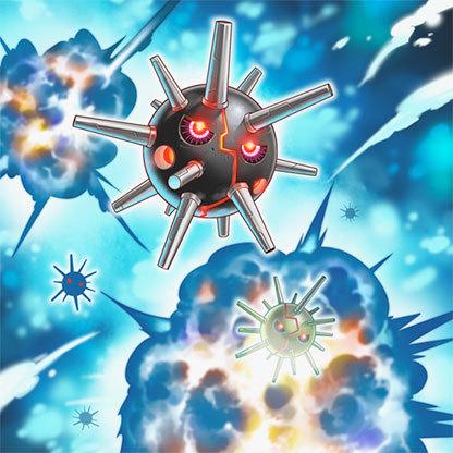 Explosive-urchin