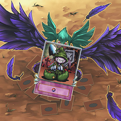 Fake Feather Card Profile Official Yu Gi Oh Site