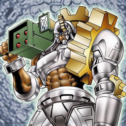 Gadget-soldier