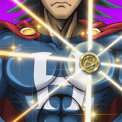 Hero-medal