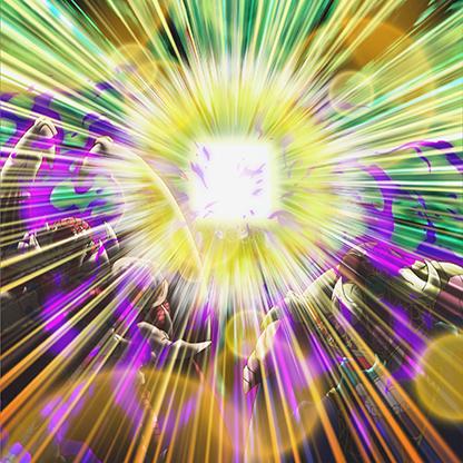 Flash-effect