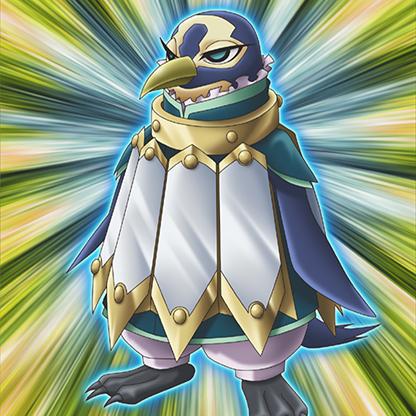 Guard-penguin