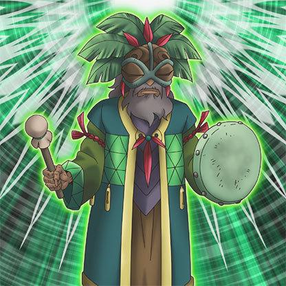 Green-shaman