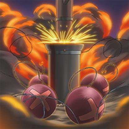 Runaway-explosion