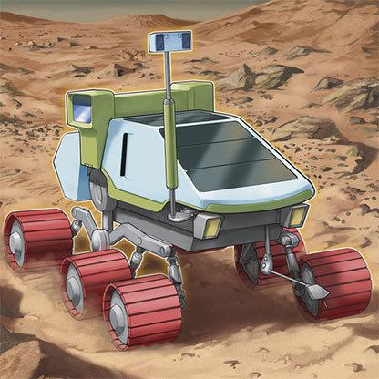 Planet-pathfinder
