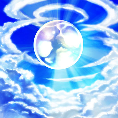 Yugioh Mystical Shine Ball